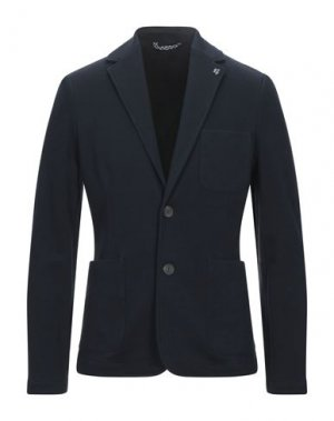 Пиджак GARCIA. Цвет: темно-синий