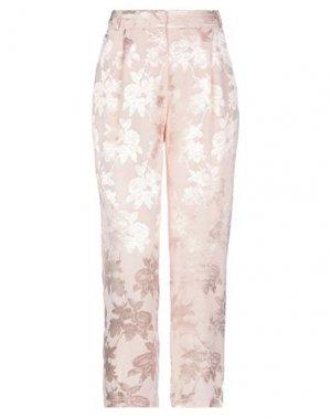 Повседневные брюки TWENTY EASY by KAOS. Цвет: светло-розовый