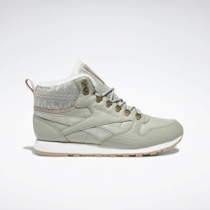 Ботинки Classic Leather Arctic Reebok