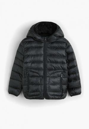 Куртка утепленная Mango Kids - AMERICA4. Цвет: серый