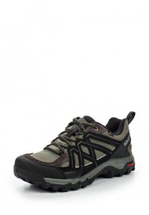Ботинки трекинговые Salomon EVASION 2 GTX®. Цвет: зеленый