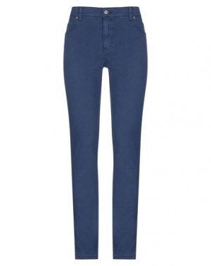 Повседневные брюки CHEAP MONDAY. Цвет: синий