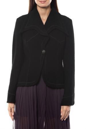 Пиджак Roccobarocco. Цвет: черный