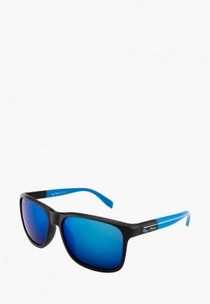 Очки солнцезащитные Ray Flector. Цвет: черный