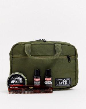 Дорожный набор для ухода за волосами -Бесцветный Uppercut Deluxe