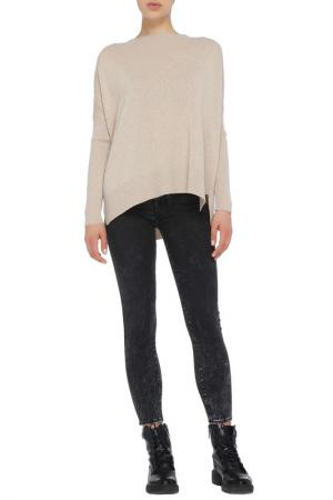 Пуловер LOVE CASHMERE. Цвет: бежевый
