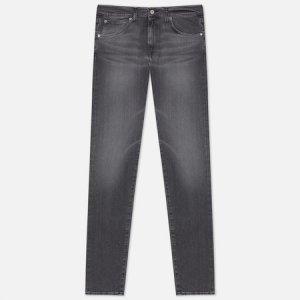Мужские джинсы ED-85 CS Ayano Black Denim 11.8 Oz Edwin. Цвет: чёрный