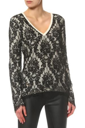 Пуловер Philipp Plein. Цвет: белый, черный