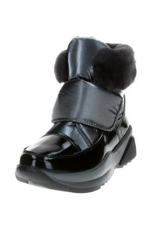 Ботинки Jog Dog. Цвет: антрацит флэш