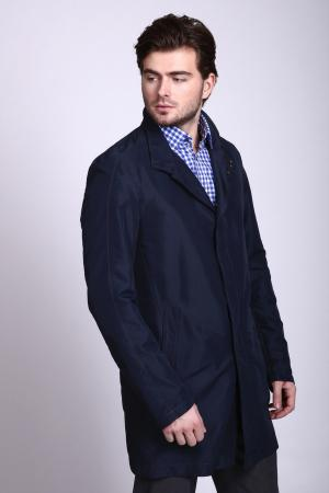 Пальто Cinque. Цвет: синий
