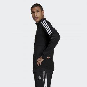 Зимняя олимпийка Tiro Sportswear adidas. Цвет: черный
