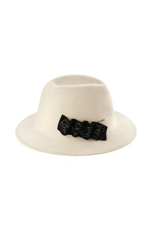 Шляпа Pierre Cardin. Цвет: белый