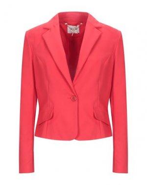 Пиджак FRACOMINA. Цвет: красный