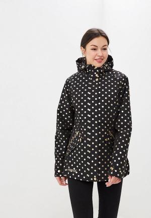 Куртка Regatta Basilia. Цвет: черный