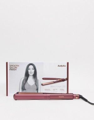 Выпрямитель для волос BaByliss Berry Crush-Бесцветный