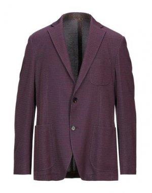 Пиджак ETRO. Цвет: красно-коричневый