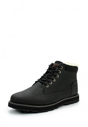 Ботинки Quiksilver MISSION V. Цвет: черный