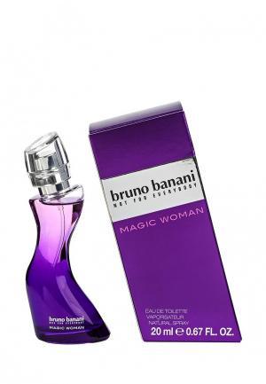 Туалетная вода Bruno Banani Magic Woman 20 мл