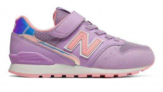 Кроссовки 996 New Balance. Цвет: фиолетовый
