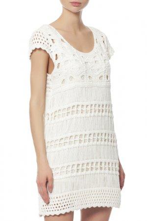 Платье Saint Laurent Paris. Цвет: 9502