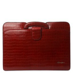 Портфель RC2045 темно-красный GERARD HENON