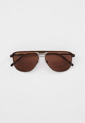 Очки солнцезащитные Arnette AN3082 734/73. Цвет: коричневый