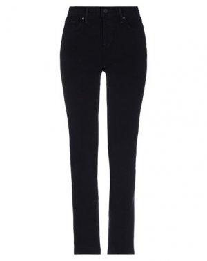Джинсовые брюки LEVI' S. Цвет: черный