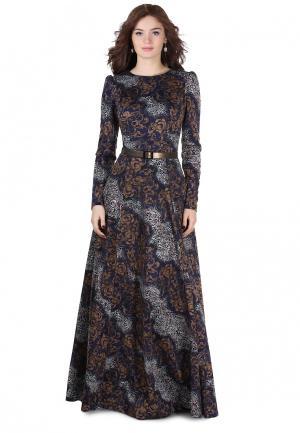Платье Olivegrey LEMUA. Цвет: разноцветный