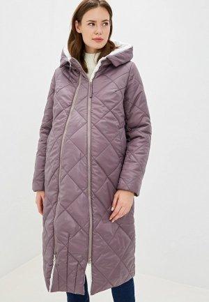 Куртка утепленная Modress. Цвет: фиолетовый
