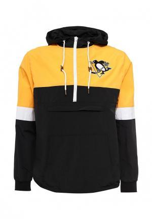 Ветровка Atributika & Club™ NHL Pittsburgh Pinguins. Цвет: черный