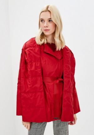 Куртка утепленная Weekend Max Mara REVERSIBLE. Цвет: красный