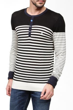 Пуловер JUNK DE LUXE. Цвет: белый