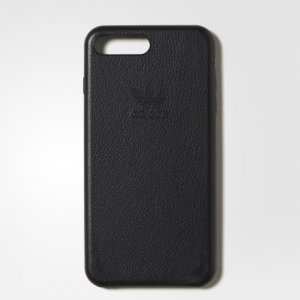 Чехол для телефона Iphone 7 Plus Originals adidas. Цвет: черный