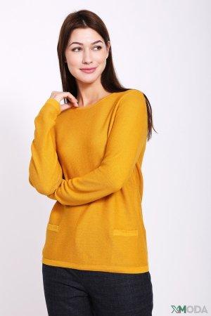 Пуловер Gerry Weber. Цвет: жёлтый