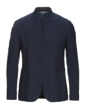 Пиджак BERNA. Цвет: темно-синий
