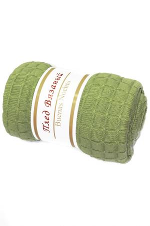 Плед 130x160 Amore Mio. Цвет: зеленый