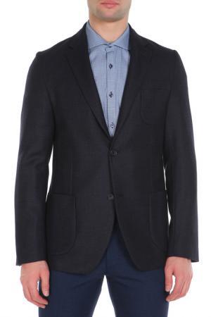 Пиджак Ketroy. Цвет: синий