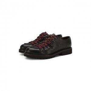 Кожаные ботинки Doucals Doucal's. Цвет: коричневый
