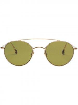 Солнцезащитные очки Place de la Bastille Ahlem. Цвет: коричневый
