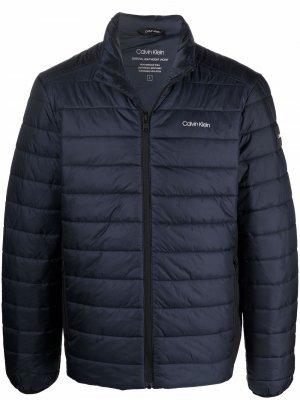 Woven Jackets Calvin Klein. Цвет: синий