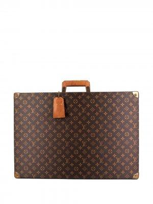 Чемодан Zephyr 60 Louis Vuitton. Цвет: коричневый