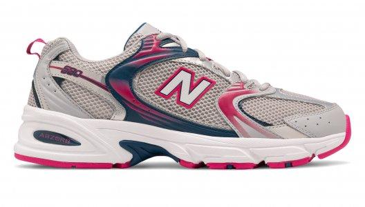 Кроссовки Mens Athlertic Footwear New Balance. Цвет: бежевый