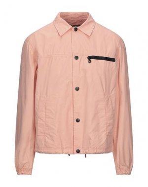 Куртка DUVETICA. Цвет: розовый