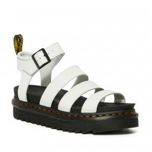Blaire Leather Sandals Dr. Martens. Цвет: белый