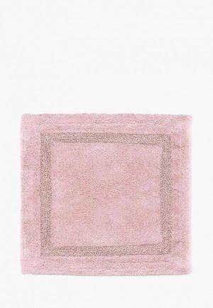 Коврик для ванной DeNastia. Цвет: розовый