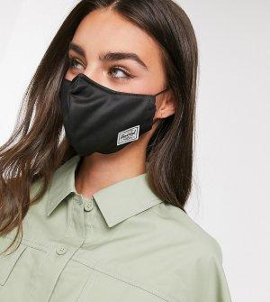 Эксклюзивная черная маска для лица Herschel-Черный Herschel Supply Co