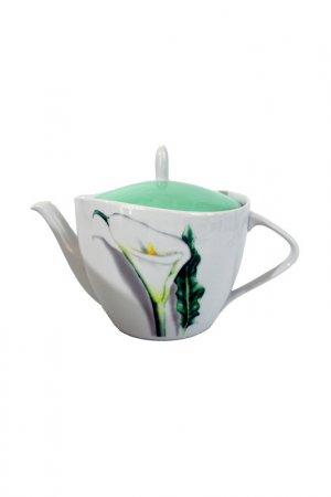 Чайник 1,1 л Thun1794. Цвет: белый