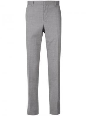 Классические брюки кроя слим Cerruti 1881