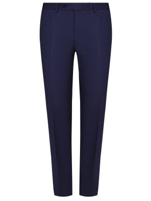 Классические брюки из шерсти CANALI