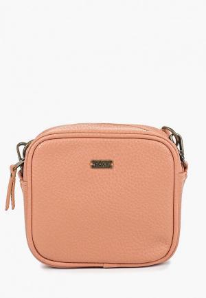 Сумка Roxy. Цвет: розовый